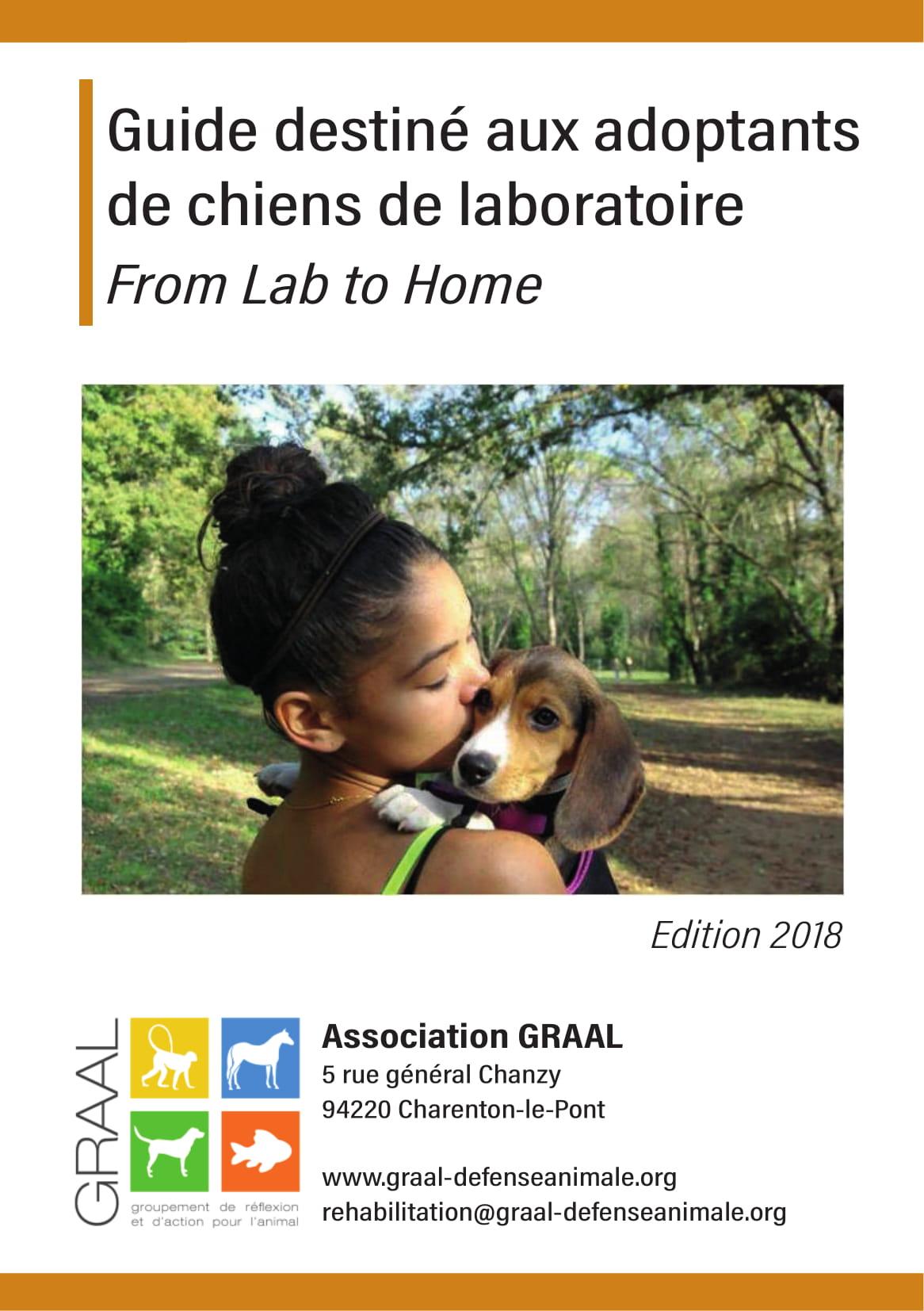 Guide spécial adoptant chien de laboratoire